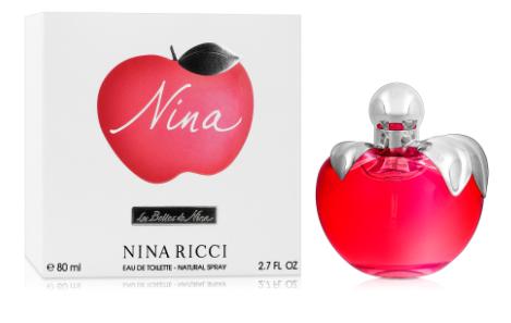 Женская туалетная вода Nina Ricci Nina Apple, 80 мл