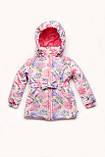 """Куртка для дівчинки демісезонна """"Гортензія"""", фото 3"""