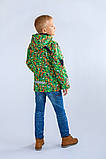 """Куртка зимняя для мальчика """"Art green"""", фото 3"""