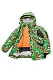 """Куртка зимняя для мальчика """"Art green"""", фото 5"""