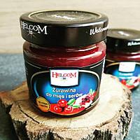 Клюквенный соус к сыру и мясу Helcom   120 г