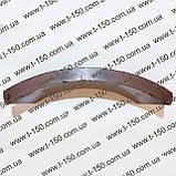 Накладка тормозной колодки моста, К 700,К701, 700.23.00.081, фото 3