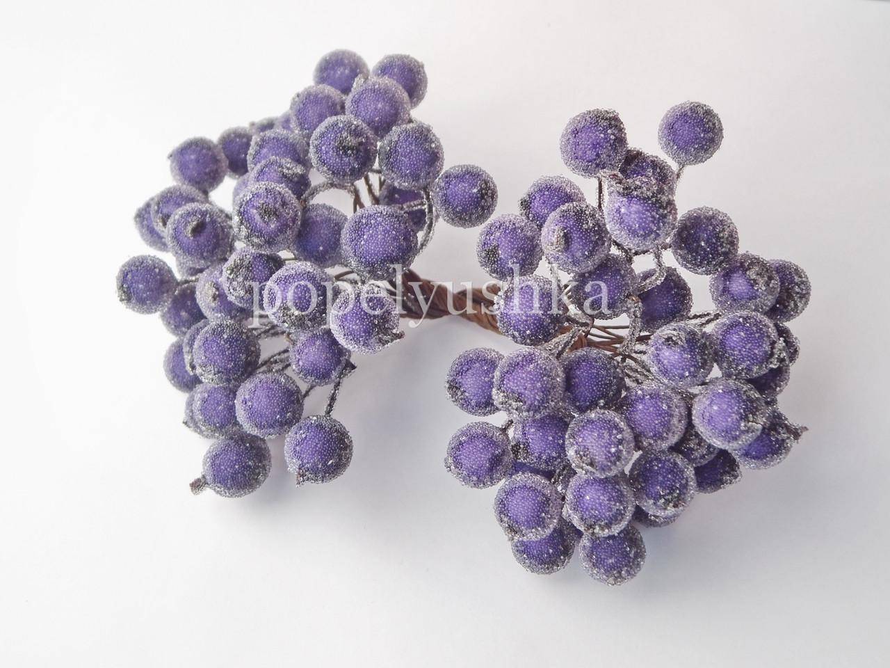 Ягоди цукрові фіолетові 12 мм