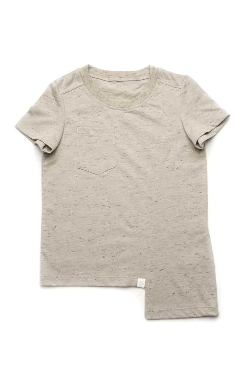 Детская футболка для мальчика базовая