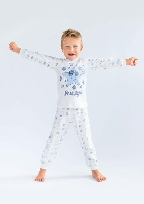 """Пижама детская для мальчика """"Звезды"""""""