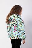 Куртка-жилет демисезонная для девочки, фото 2