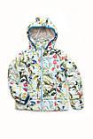 Куртка-жилет демисезонная для девочки, фото 5