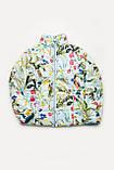 Куртка-жилет демисезонная для девочки, фото 6