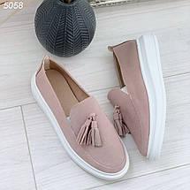 Светло розовые туфли 5058 (ВБ), фото 3