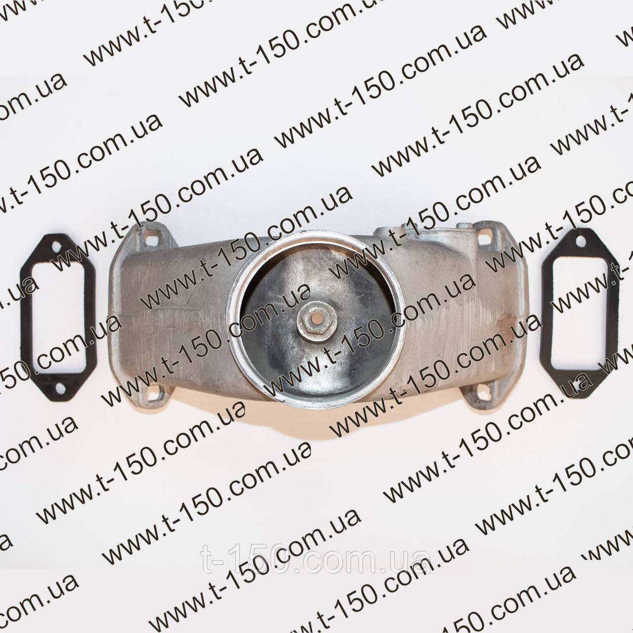 Патрубок соединительный ЯМЗ-236/238 автомобильный (штаны) 236-1115032-В