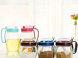 Набір банок для сипких продуктів, 3шт. 10,5*11,5*7,5 см (0.9 л.), фото 9