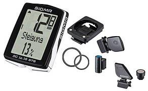 Велокомпьютер BC 14.16 STS/CAD Sigma Sport