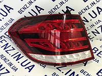 Задний левый наружный фонарь оригинал W212 рестайлинг универсал A2129061703