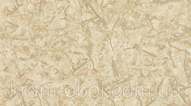 Шпалери Слов'янські Шпалери КФТБ прості паперові миються 10м*0,53 9В56 Каракум 6490-04
