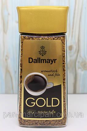 Кава розчинна Dallmayr Gold 200г