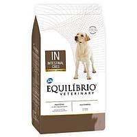 Equilibrio Veterinary Dog лечебный корм для собак с острыми желудочно-кишечными заболеваниями