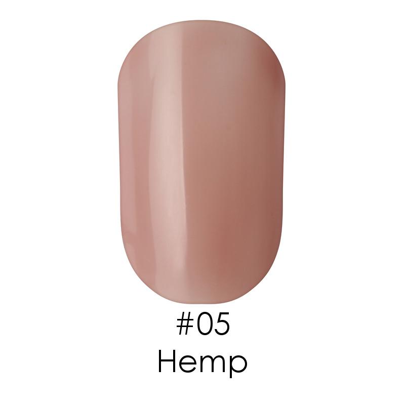 Гель лак Naomi №5 (hemp), 6ml