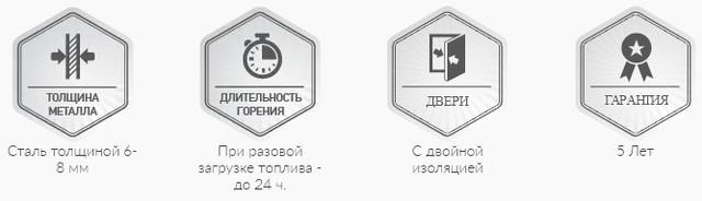 Преимущества Котел Альтеп ТРИО УНИ ПЛЮС (Фото)