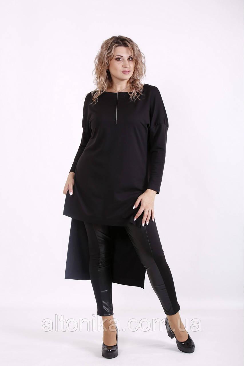 Женская блузка-туника / 42-74
