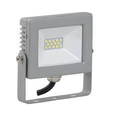 Прожектор СДО 07-50 світлодіодний сірий IP65 ІЕК