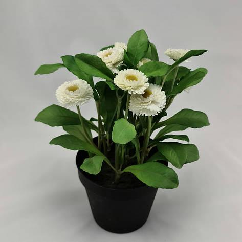 ФЕЙКА Искусственное растение в горшке, Маргаритка, 12 см, ИКЕА, IKEA, FEJKA, фото 2