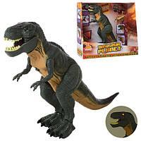 Динозавр Рекс игрушка музыкальный интерактивный