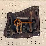 Вал дополнительный с кронштейном КПП ЮМЗ 8280 75-1701020-Б, фото 4