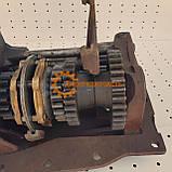 Вал дополнительный с кронштейном КПП ЮМЗ 8280 75-1701020-Б, фото 5