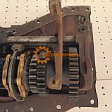 Вал дополнительный с кронштейном КПП ЮМЗ 8280 75-1701020-Б, фото 8