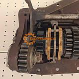 Вал дополнительный с кронштейном КПП ЮМЗ 8280 75-1701020-Б, фото 6
