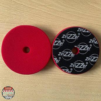 Полировальный круг жесткий ZviZZer Trapez, 125 мм/135 мм Красный
