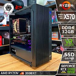 Dominator X90. (RTX 2080S | Ryzen 9 3900XT | X570 | DDR4 32Gb | SSD 1tb NVMe)