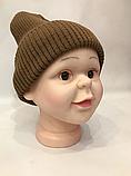 Манекен дитячий голова силіконова, фото 2