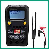 Тестер радиокомпонентов Измеритель ESR LCR BSIDE ESR02Pro Mega328 + щупы-пинцет