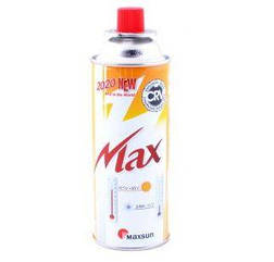 """Газ для портативных газовых приборов """"MAXSUN"""" (Корея) CRV Gold"""