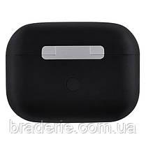 Беспроводные наушники Apl AirPods Pro с кейсом, black, фото 2