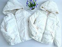 Двосторонні куртки на хутрі для дівчаток Taurus -8 років