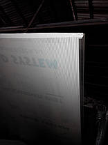 Поликарбонат сотовый 10мм прозрачный в наличии с гарантией 10 лет, фото 3