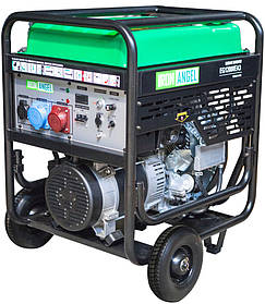 Генератор бензиновый Iron Angel EG12000EA3O (11кВт, подготовка под блок ATS)