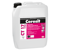 CERESIT Грунт CT-17 СУПЕР, 5 литров