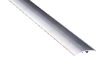 Порог алюминиевый 19А 0,9 метра золото 3х40мм скрытое крепление, фото 3