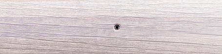 Порог алюминиевый 6А 0,9 метра дуб беленый 5х30мм скрытое крепление, фото 2