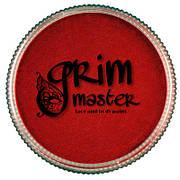 Аквагрим ГримМастер основний Червоний ягідний 32g