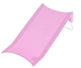 Горка для купания Tega Thick Frotte (махра) DM-015 136 light pink