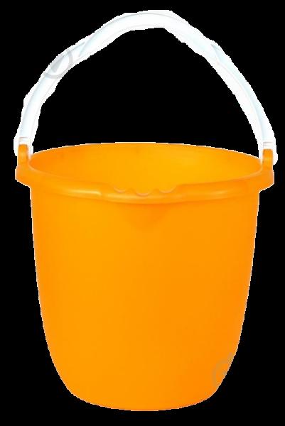 "Ведро ""Комфорт"" 10 л, оранжевый"