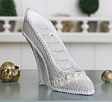 Подставка ажурная туфелька GM143-31008, фото 3