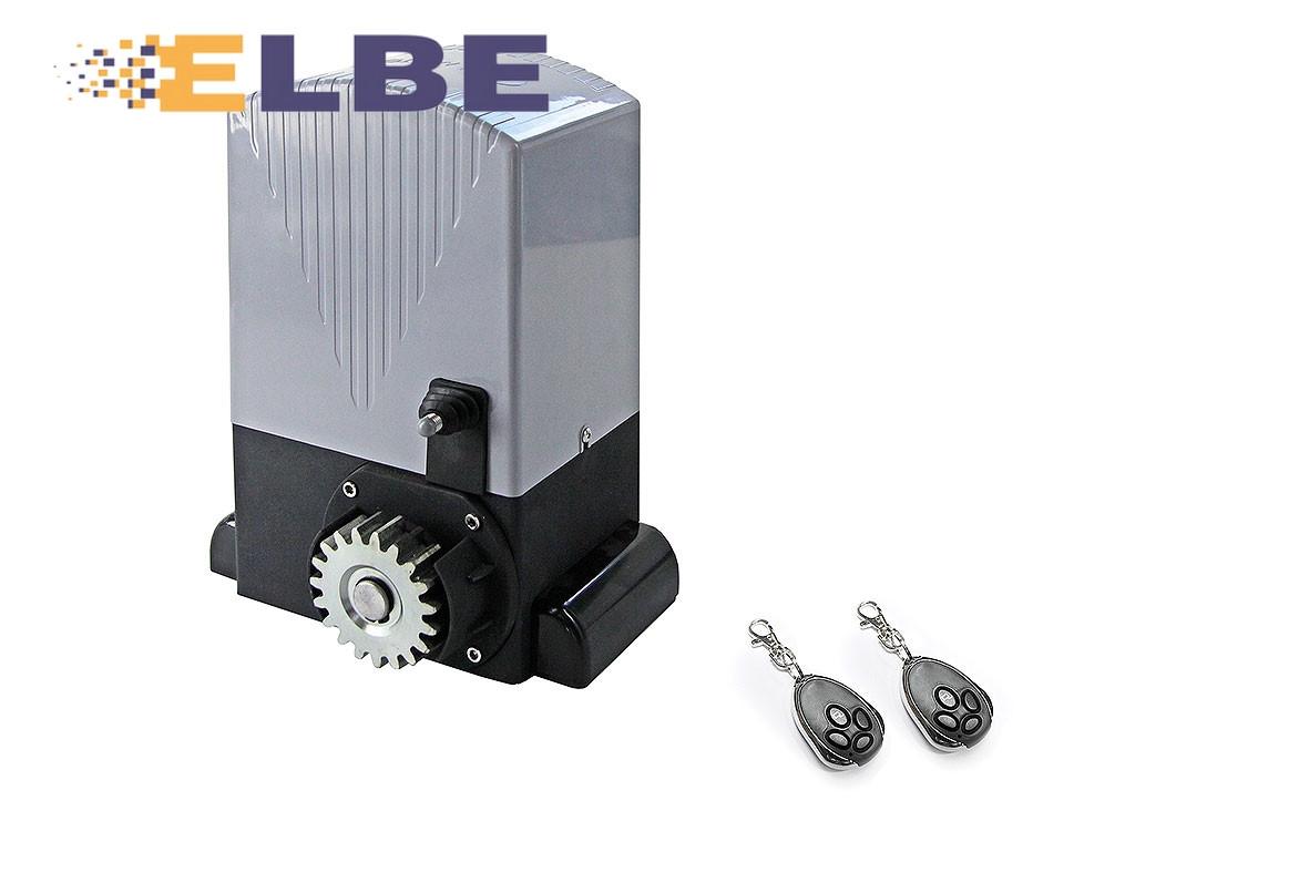 Автоматика для відкатних воріт An-Motors ASL2000KIT для воріт вагою до 2000кг