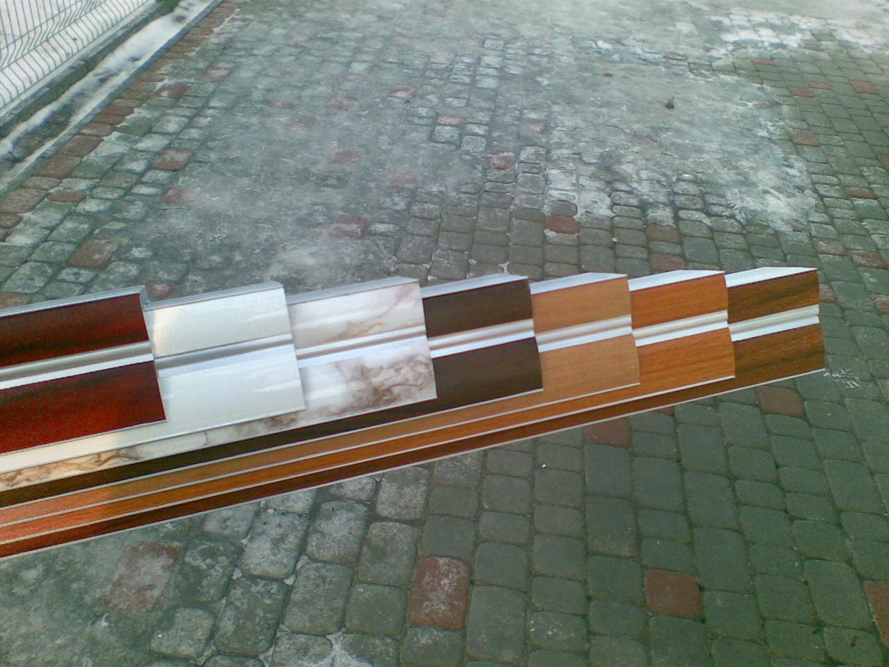 Карниз 1,2 метра двойной трубчатый металлопластиковый, ассортимент цветов, доставка по Украине - фото 6