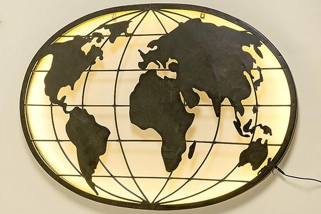 Светодиодный экран ночник Континент L99см 1003887