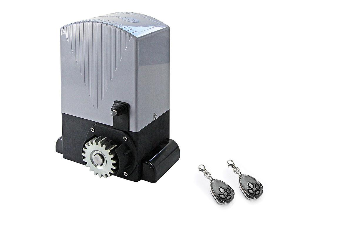 Автоматика для откатных ворот An-Motors ASL1000KIT для ворот весом до 1000кг